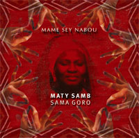 Maty Samb CD Cover