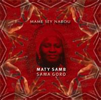 Maty Samb CD Cover