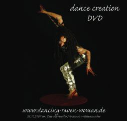 CD Cover Dance Creation